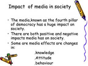 Essay On Impact Of Social Media On Todays Youth by Of Media