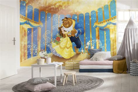 1000 images about beauty and the beast set design on beauty and the beast wall mural wallpaper disney buy it now