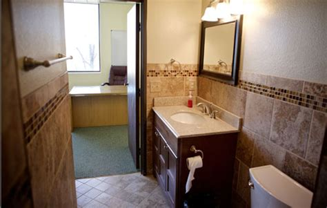 Executive Bathroom by Stage 9 10 Santa Clarita Studios