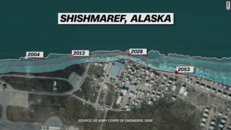 shishmaref alaska map shishmaref alaska tragedy of a built on cnn
