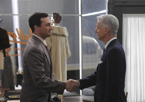 from don draper to roger sterling get the mad men look for your top sales leaders weigh in on the value of sales