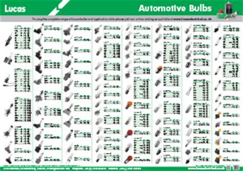 automotive light bulb chart automotive bulb chart automotive bulb chart similiar