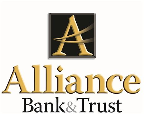 the bank and trust our story alliance bank trust