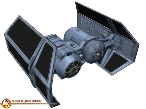Spaker Hello Wings imperial tie bomber news the x wing alliance upgrade
