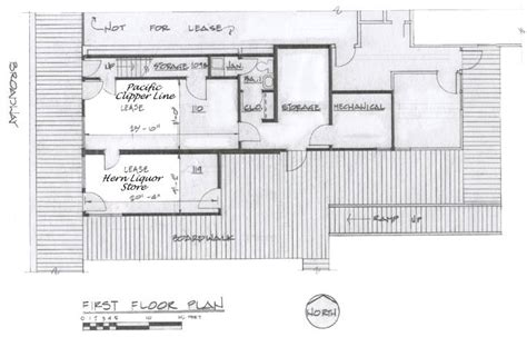 liquor store floor plans hern liquor store pacific clipper line office klondike
