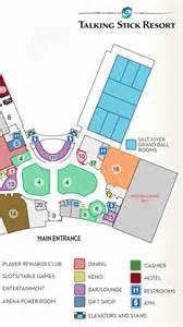 map of arizona casinos my