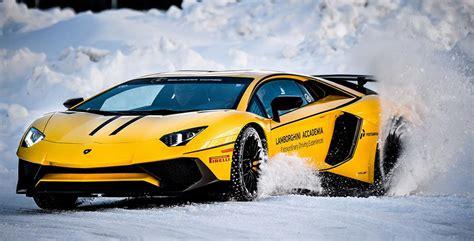 Winter Accademia   Lamborghini Squadra Corse