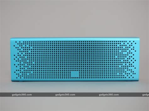Speaker Aktif Bluetooth Xiaomi xiaomi mi bluetooth speaker review ndtv gadgets360
