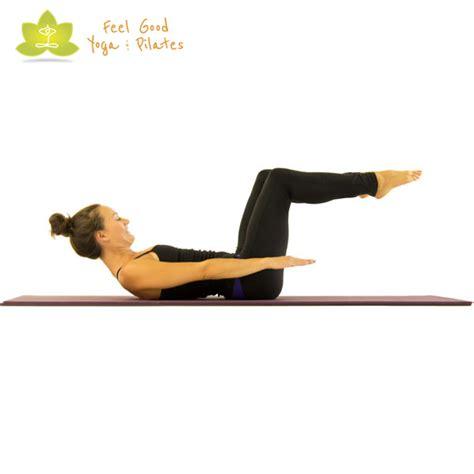 the hundred pilates mat exercise