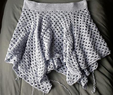 pattern free skort 20 more excellent crochet clothing patterns skirts