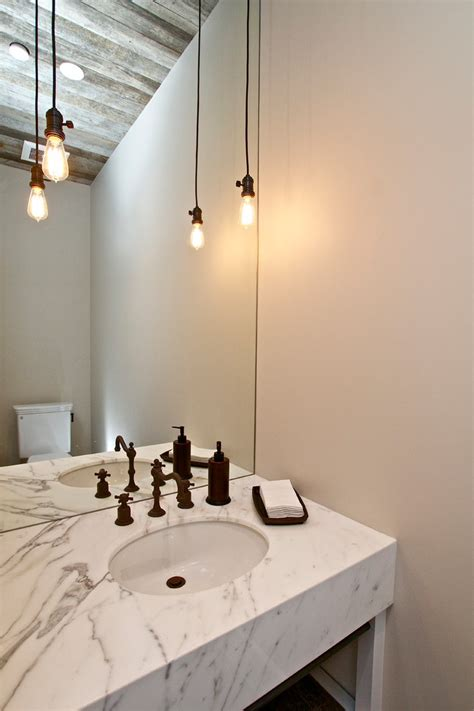 Bathroom Pendant Lights Industrial Lighting Inspiration From Desktop To Chandeliers