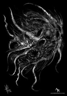Lovecraft - Azathoth, Nuclear Chaos by KingOvRats on