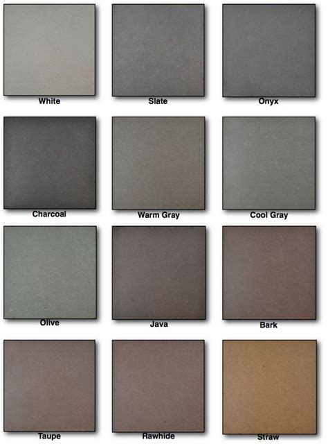 concrete countertop colors lovely concrete countertop colors 55 with additional table