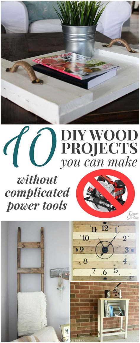 diy wood projects     complicated