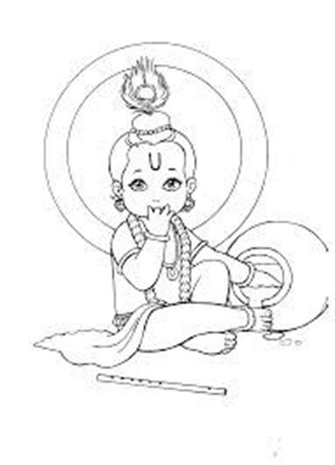 Outline Pictures Of God Krishna by Pic Of Bal Gopal Search Paintings Krishna Search Search And
