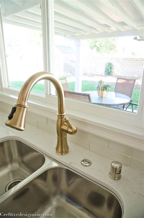 Delta Faucet Com The Ikea Kitchen Completed Cre8tive Designs Inc