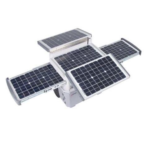 wagan tech solar e power panel cube 2546 the home depot
