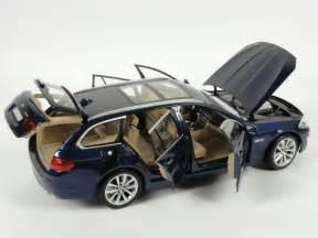 bmw genuine miniature 5 series model car 1 18