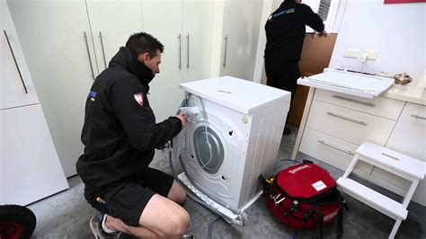 how to install a laundry how handy crew will professionally install your new