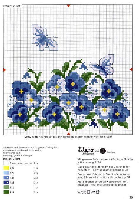 stare foto su cuscino cuscini fiori farfalle 3 magiedifilo it punto