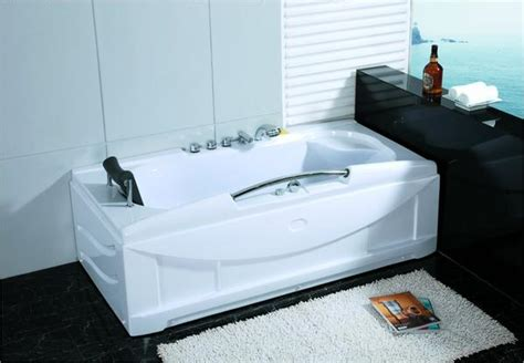 San Diego Bathtubs by 1 Person Whirlpool Hydrotherapy Bathtub Tub Indoor