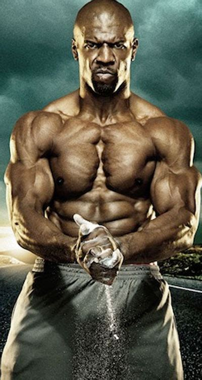terry crews expendables terry crews workout from nfl to the expendables pop