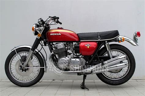 honda cb750 sold honda cb750 4 k2 motorcycle auctions lot aj shannons