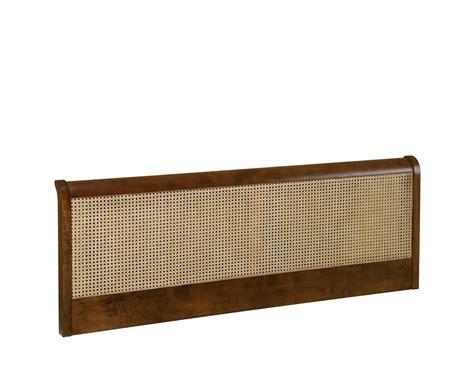 Hove Cane Wooden Headboard