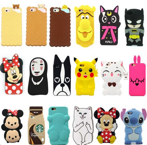Silicone Marc Animal Zebra Iphone 6 6s Iphone 6 Plus iphone 7 cases 3d animals phone cases for