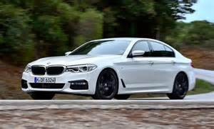 first drive: 2017 bmw 5 series – review – car and driver