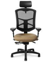 Office Master Yes Chair by Office Master Ys89 High Mesh Back Ergonomic High Back Task Chair With Headrest