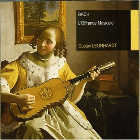 musikalisches opfer bwv 1079 j s bach lp musical offering bwv 1079 discography part 4 complete