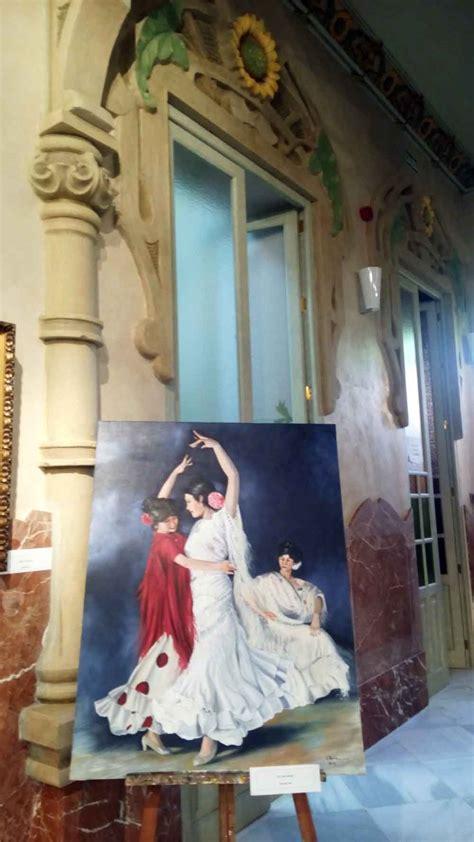 Maxi Laurencia la pintora autodidacta esmeralda ruiz expone en fuente