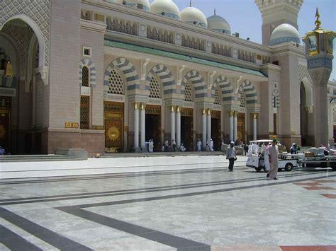 interior masjid islamic thems masjid nabawi interior wallpapers