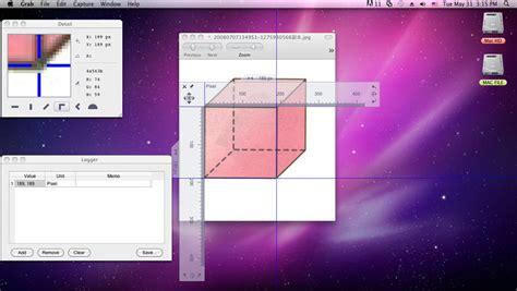 mac screen ruler screen rulers for mac screenshot