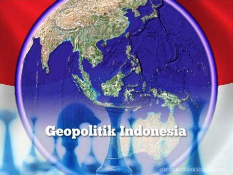 geopolitik adalah geopolitik