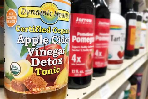 Vinegar Detox Side Effects by Apple Cider Vinegar For Allergies Asthma Hype Vs Science