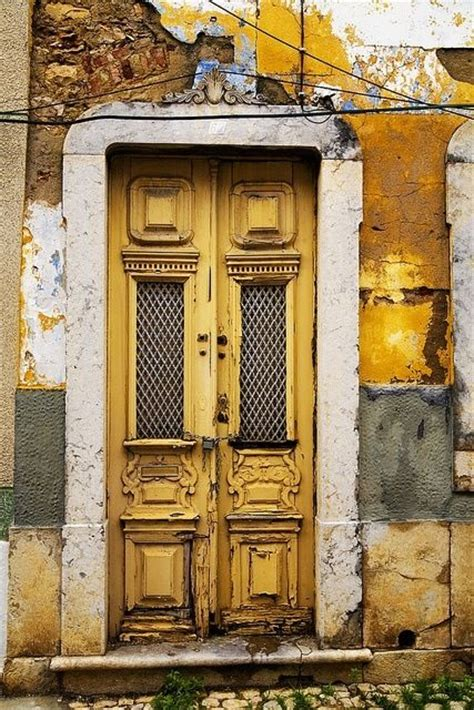 What Is A Door Der by Color Of The Month Mustard Vkvvisuals