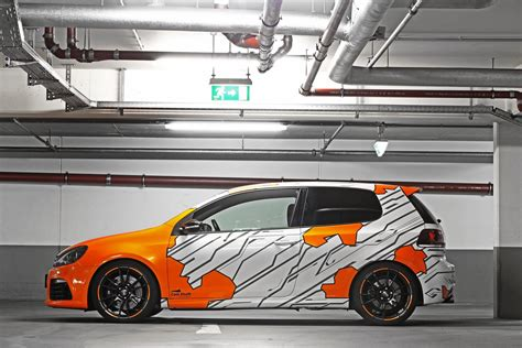 Folie Electric Orange by 2012 Cam Shaft Vw Golf R Vi 171 Electric Orange 187 Dark