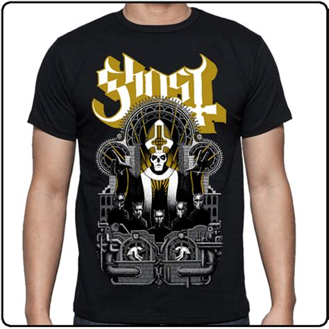 T Shirt The Gost ghost ghost t shirts official ghostmerchandise