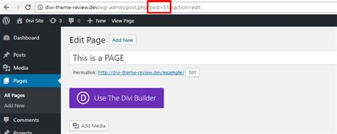 Search For Pages Or Posts How To Find Your Page Id And Post Id And What You Can Do With Them