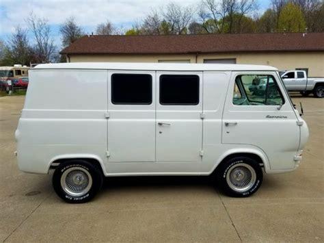ford econoline 1967 ford econoline