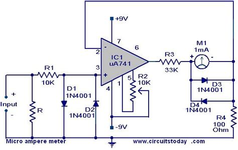 inductance meter ic quenetibest inductance meter circuit