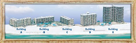 Two Floor Plans View Vacation Condos Panama Beach Fl Dunes Of Panama