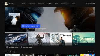 your new xbox one experience begins today xbox wire the gallery for gt xbox one games 2015