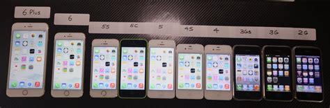 test de rapidite de tous les iphone du modele   liphone    decouvrir