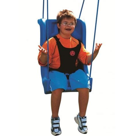 tfh special needs swing tfh high backed swing seats sensory motor e special needs
