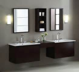 nice Double Vanity With Makeup Station #5: bathroom-vanities-and-sink-consoles.jpg