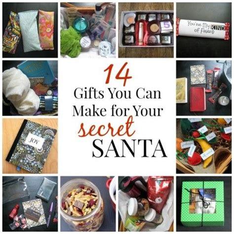 25 best ideas about secret santa gifts on pinterest