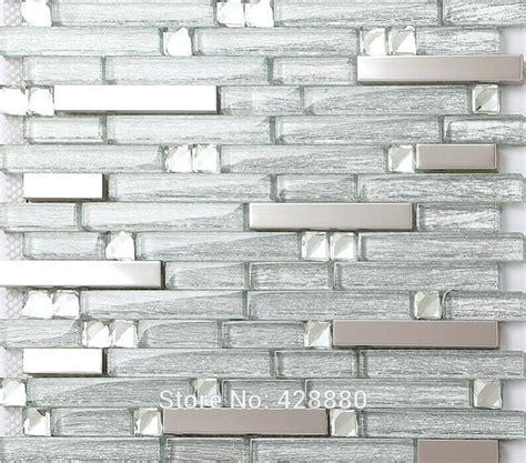 glass tiles sheet mosaic wall stickers